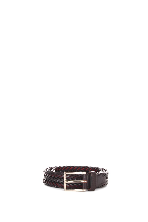 Andrea D'amico Belts Brown
