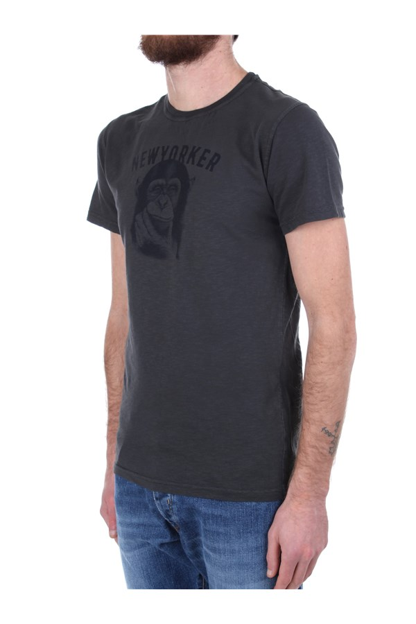 Bl'ker Short sleeve Black