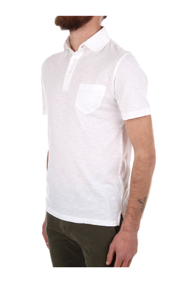 Bl'ker Short sleeves White