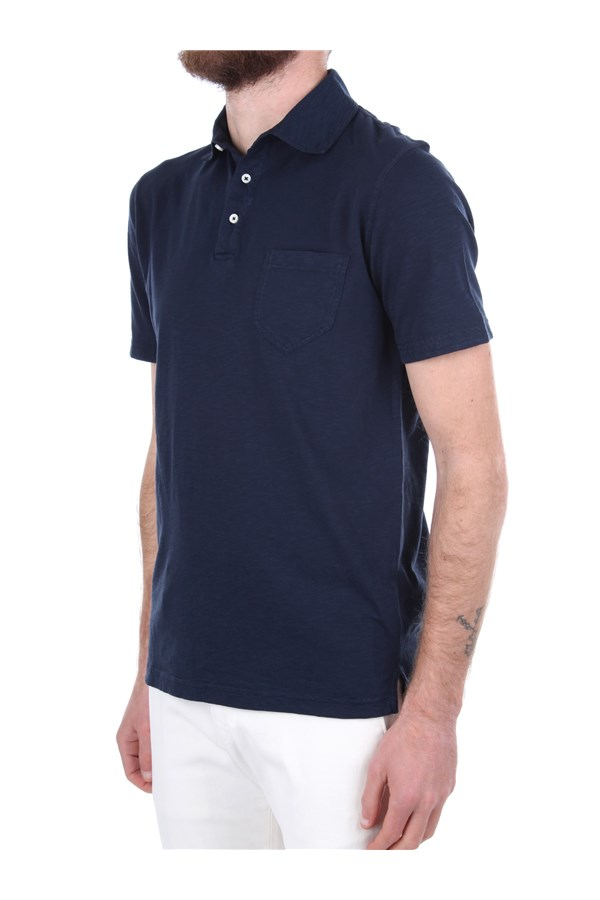 Bl'ker Short sleeves Blue