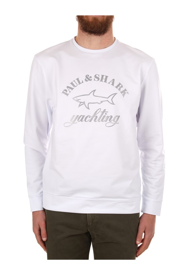 Paul & Shark Crewneck  White