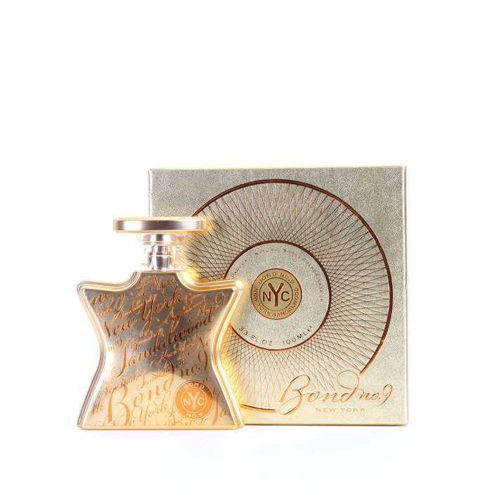 Bond N.9 Accessories Man Scents Unique NEW YORK SANDALWOOD