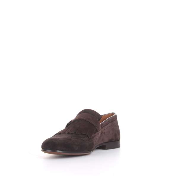 Doucal's Shoes Man Loafers Brown DU1622CAPRUF068