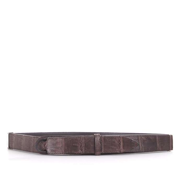 Orciani Accessories Man Belts Brown NB0031