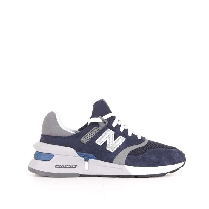1dd0ba386b Sneakers New Balance Uomo - Blu - Vendita Sneakers On line su ...