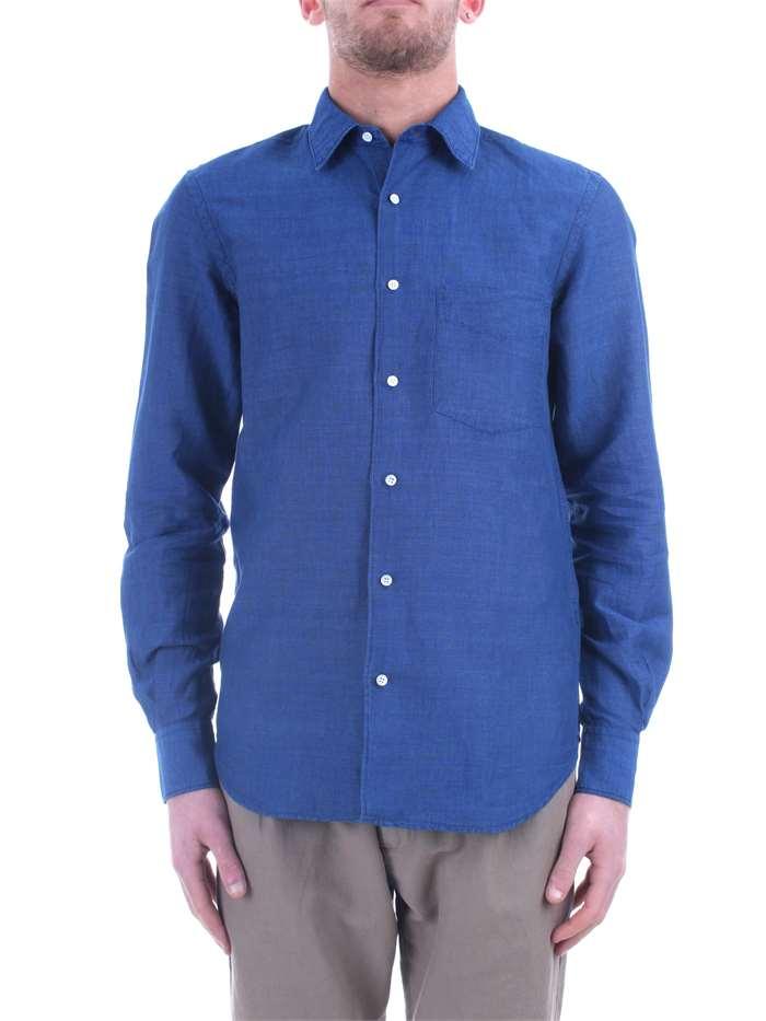 e8349cfc24 Aspesi Camicie Uomo Blu | Michi d'Amato