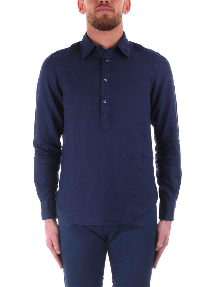 super popular e5a83 200c0 Aspesi Camicie Uomo Blu | Michi d'Amato