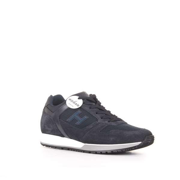 hogan sneakers uomo blu