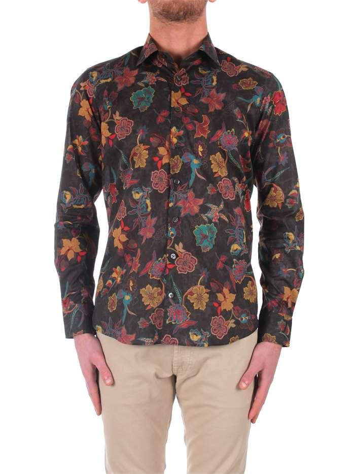 nuovi arrivi 838ea 88467 Etro Camicie Uomo Multicolore   Michi d'Amato