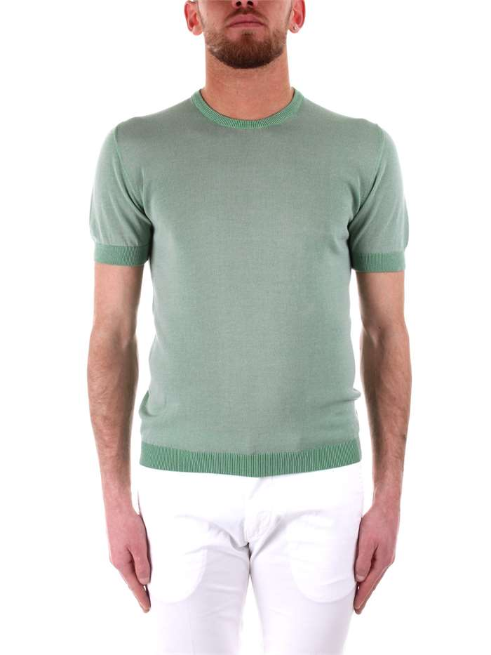 timeless design 81ece c83dd Jurta T-shirt Uomo Verde   Michi d'Amato