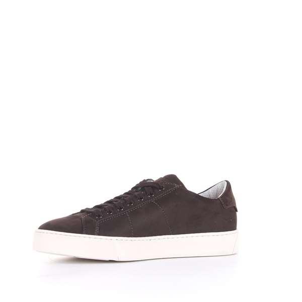 more photos 3b80b 6c2a9 Santoni Sneakers Uomo Marrone | Michi d'Amato
