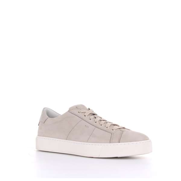 Santoni Shoes Man Sneakers Grey MBGL21012PNNXSOO