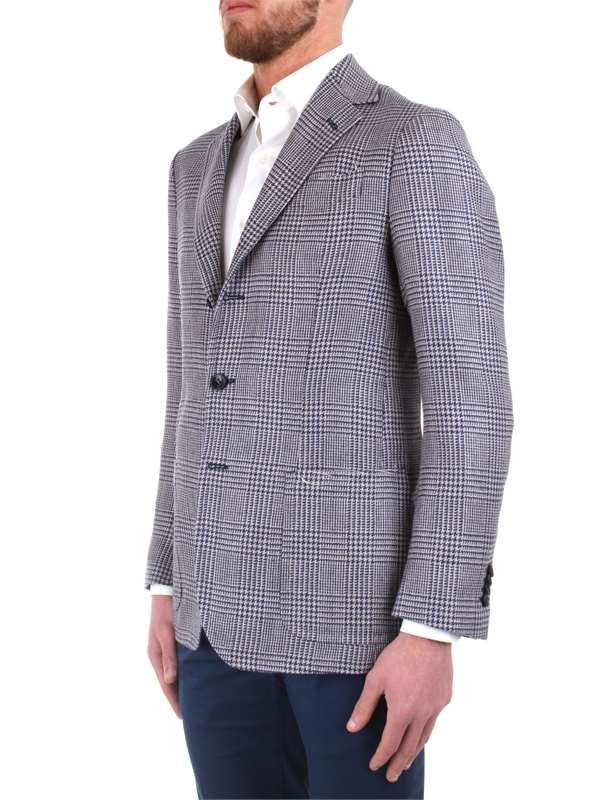 Sartorio Clothing Man Blazer multicolored SG1250S0602807000