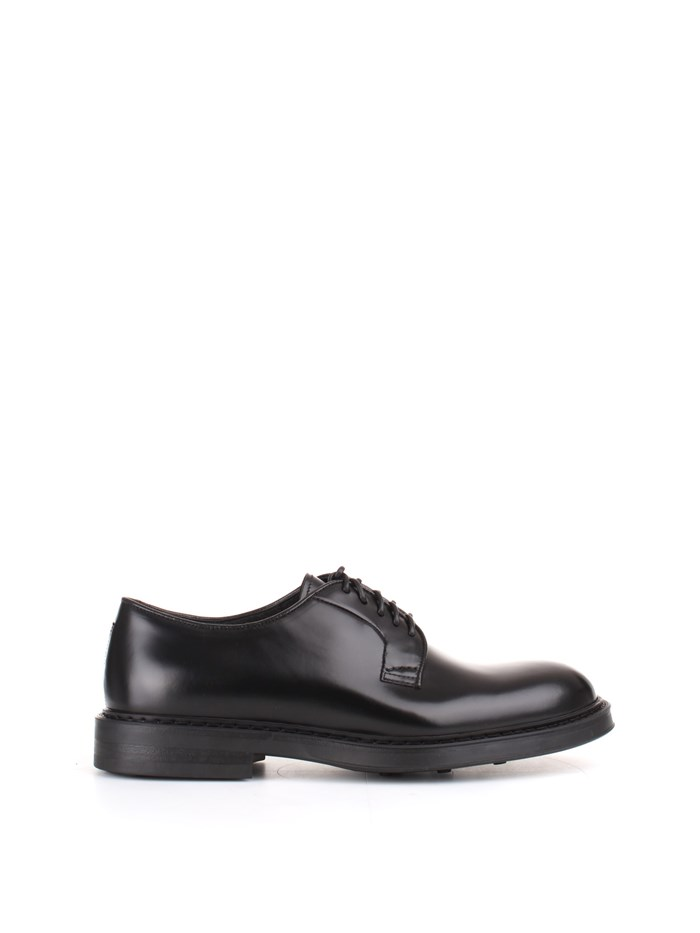 Doucal's Shoes Man Laced Black DU1385BRUGUF007NN00