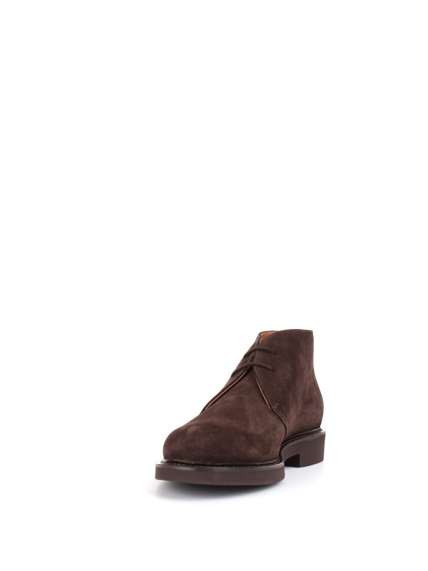 Doucal's Shoes Man Ankle Brown DU1018GENOUF009